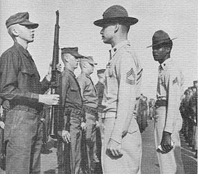 Platoon 349 Usmc San Diego 1958